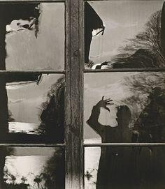 Toni Schneiders - Autoportrait, 1952