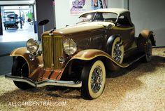 Auburn 12-161A Custom Speedster 1933