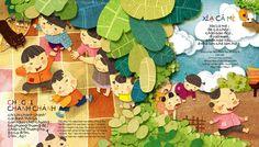 by tamypu © http://tamypu.deviantart.com/art/Vietnamese-Game-for-child-338563392