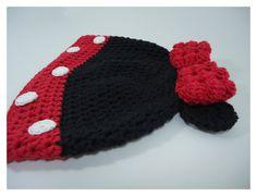 Crochet hat Baby beanie girl hat hat for girls by NikitasStore