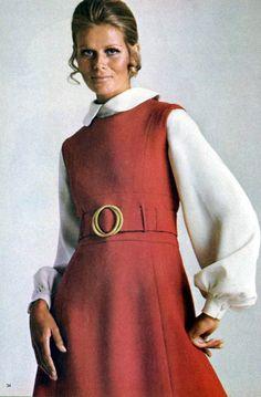 Vogue Pattern Book International - June/July 1969