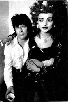 HERMAN BROOD AND NINA HAGEN