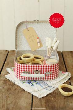 Un picnic muy dulce