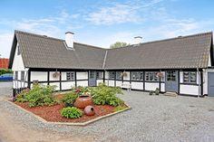 Villa på Tessebøllevej i Herfølge - Ejendommen
