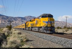 RailPictures.Net Photo: UP 8142 Union Pacific GE ES44AC at Tehachapi Pass, California by J. W. Husband