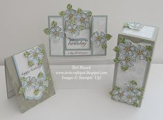 Birthday Blossoms - Catalogue Inspired
