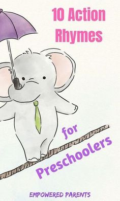 Action rhymes are great for developing your child's gross-motor skills as well as their listening and speaking skills. Your child will love these 10 popular action rhymes. - Kids education and learning acts Gross Motor Activities, Preschool Learning Activities, Gross Motor Skills, Preschool Activities, Teaching Kids, Therapy Activities, Time Activities, Preschool Curriculum, Preschool Lessons