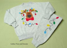 Childrens Holiday ClothesChildrens Clothing by CathysTeesandSweats