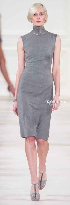 Ralph Lauren Fall 2014  |  grey