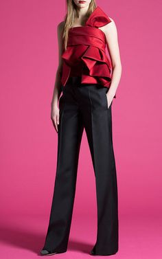 Dsquared2 ruffled top....