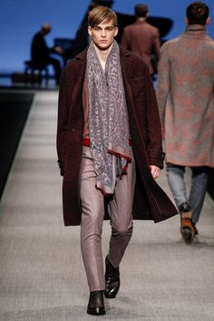 Canali | Fall 2014 Menswear Collection | Style.com