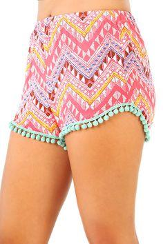 Honey & The Moon Shorts: Multi