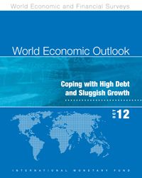 IMF WEO Report cover