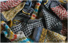 Stine & Stitch: Socken ♥ Muster ♥ Bücher ♥ Inspirationen
