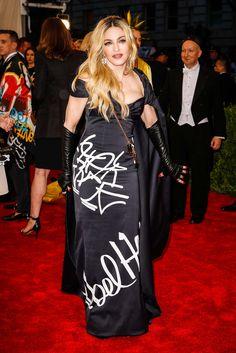 Madonna in Moschino