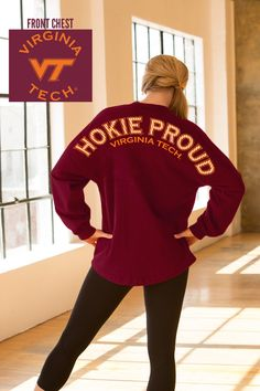 hokie proud.