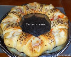 Fotorecept: Russian Recipes, Pizza Recipes, Hot Dog Buns, Bagel, French Toast, Pork, Food And Drink, Bread, Breakfast