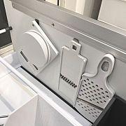 キッチン キッチン用品 シンク下収納 Variera Ikea などのインテリア