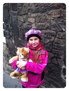 Bamsefoto, Edinburgh, 2012