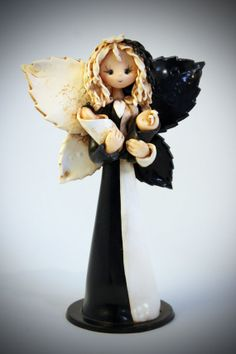 Gemini Fairy by fairiesbynuria on Etsy