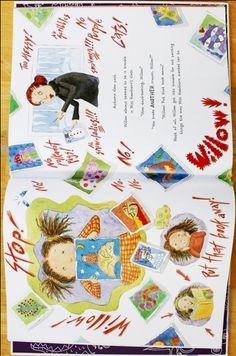 Willow Childrens Art Book Interior 2