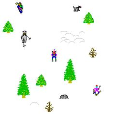 PC Games You Haven& Seen Since 1995 - Who remembers this little game? LOL And the little monster that suddenly appeared ? Right In The Childhood, 90s Childhood, Childhood Memories, 90s Games, Funny Games, Gamer Humor, Little Games, Android, Old Computers