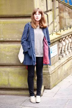 International Street Style: Glasgow Rocks Out - The Cut