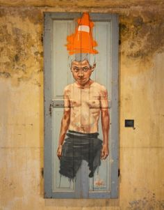 Ernest Zacharevic – Art Is Rubbish Is Art @ Penang, Malaysia (Recap)