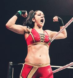 Bayley Wrestling Divas, Women's Wrestling, Real Madrid, Mma, Divas Wwe, Bailey Wwe, Pamela Rose Martinez, Wwe Female Wrestlers, Wwe Girls