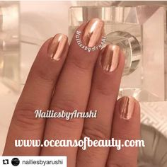 Home - Oceans of Beauty Mirror Nails, Mirror Art, Diy Nails, Manicure, Piano Hands, Mirror Powder, Rose Gold Mirror, Gold Powder, Dipped Nails