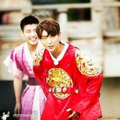 """Lee Joon Gi - """"Running Man"""""""