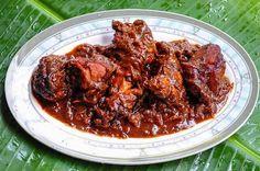 Chicken Recipes : Kerala Chicken Roast Recipe