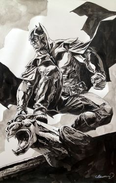Batman ~ Lee Bermejo