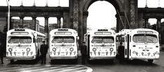 10 Amazing Pictures Of How TTC Buses Have Changed Over Time   The Lash Blog