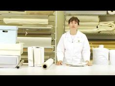 Materials You Need - (Part 1 of 6) Conservation and Preservation of Heirloom Textiles - YouTube