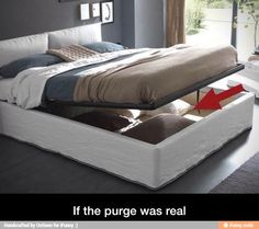 lol i would hide there