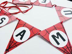 30 ideias simples para festa do Homem Aranha - Guia Tudo Festa - Blog de Festas - dicas e ideias! Number Birthday Cakes, Superhero Birthday Party, Birthday Party Decorations, 4th Birthday, Blog, Avengers, Party Ideas, Vegan, Spider Man Birthday