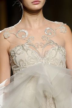 """chateau-de-luxe: """" whore-for-couture: """" dilek-hanif: """" Marchesa, SS, 2012 """" Haute Couture blog :) """" """""""