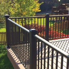 The Most Picture Rooftop Deck Railing Ideas to View from The Top. Rooftop wood patio and glass. Metal Deck Railing, Front Porch Railings, Patio Railing, Deck Stairs, Porch Trim, Hand Railing, Glass Railing, Wood Patio, Patio Roof