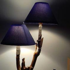Beautiful Handmade Driftwood Lamp !!!!☺😊😙😙❤❤😙😙😊☺