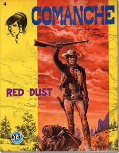 P00005 - Comanche  - Red Dust #1