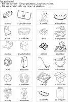 Fejlesztő Műhely: Feladatlapok Activities For Autistic Children, Brain Gym, Worksheets For Kids, Speech Therapy, Word Search, Math, Google, Adhd Kids, Toddler Activities
