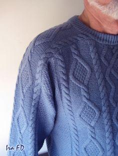 ira_fd - Аранский пуловер