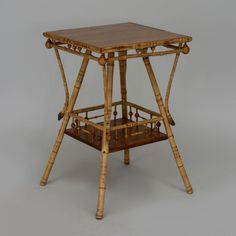 Shop the largest collection of antiques for sale online. Newel Antique Gallery is the most trusted name in NY for fine antiques. Visit the gallery or shop our fine antiques online. Bamboo Table, Bamboo Art, Bamboo Fence, Bamboo Furniture, Antique Furniture, Furniture Decor, Antiques Online, Antiques For Sale, Bamboo Architecture