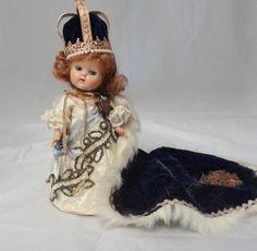 Cynthia Gaskill Coronation Queen Black Ginny early Ginnys Hi I/'m Ginny