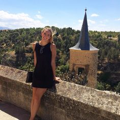 Global MedCats is both a study abroad and intern abroad experience. Here's @michaeladangelo exploring Toledo the site of this year's program in Spain. #spain #globalmedcats #internabroad #wildcatsabroad #nofilter