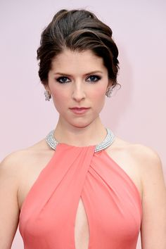 Best in Oscars beauty: Anna Kendrick