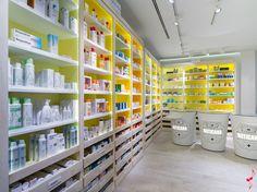Boticana pharmacy by Marketing Jazz, Jaén Spain office healthcare