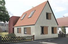 Die 20 besten Bilder von Siedlungshaus Anbau 2-stoeckig in ...