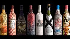 Bottle Sleeves for Safeway by Stranger Creative , via Behance
